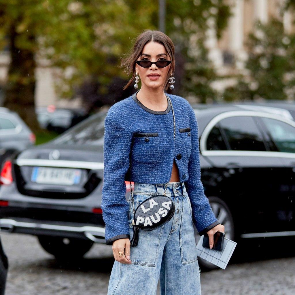 Esta es la tendencia de jeans que todas van a usar en 2020