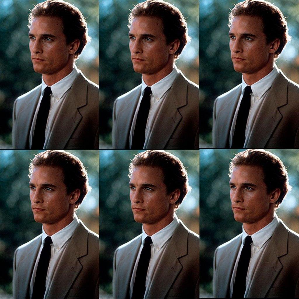 4 películas de Matthew McConaughey (que hasta tu novio va a querer ver)