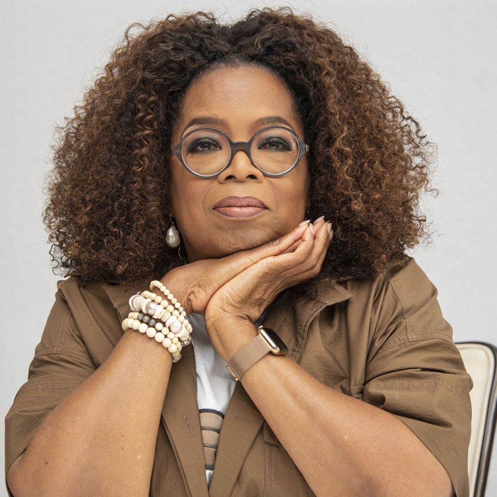 Por supuesto, Oprah sabe los detalles del supuesto romance de Gaga y Cooper