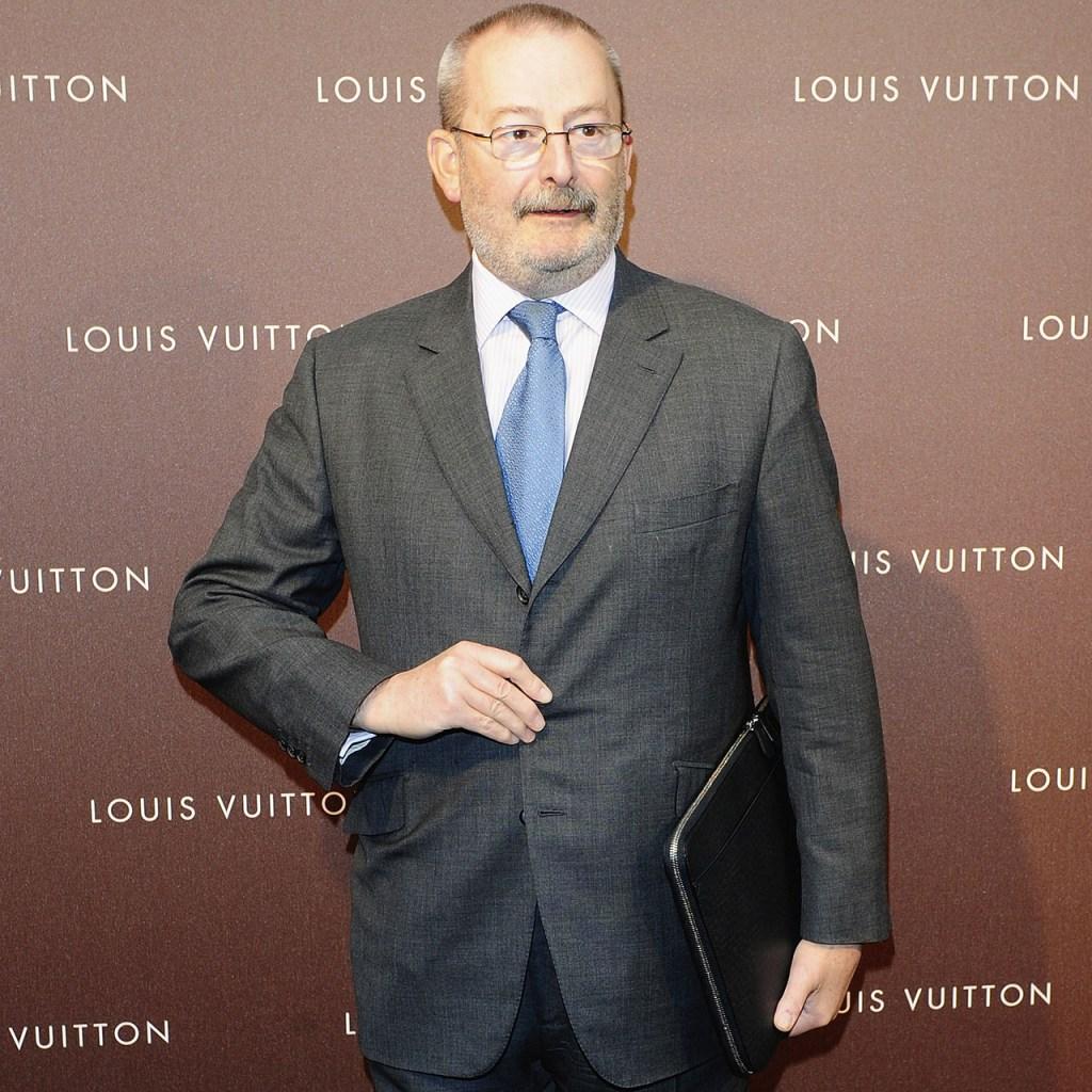 Muere Patrick-Louis Vuitton
