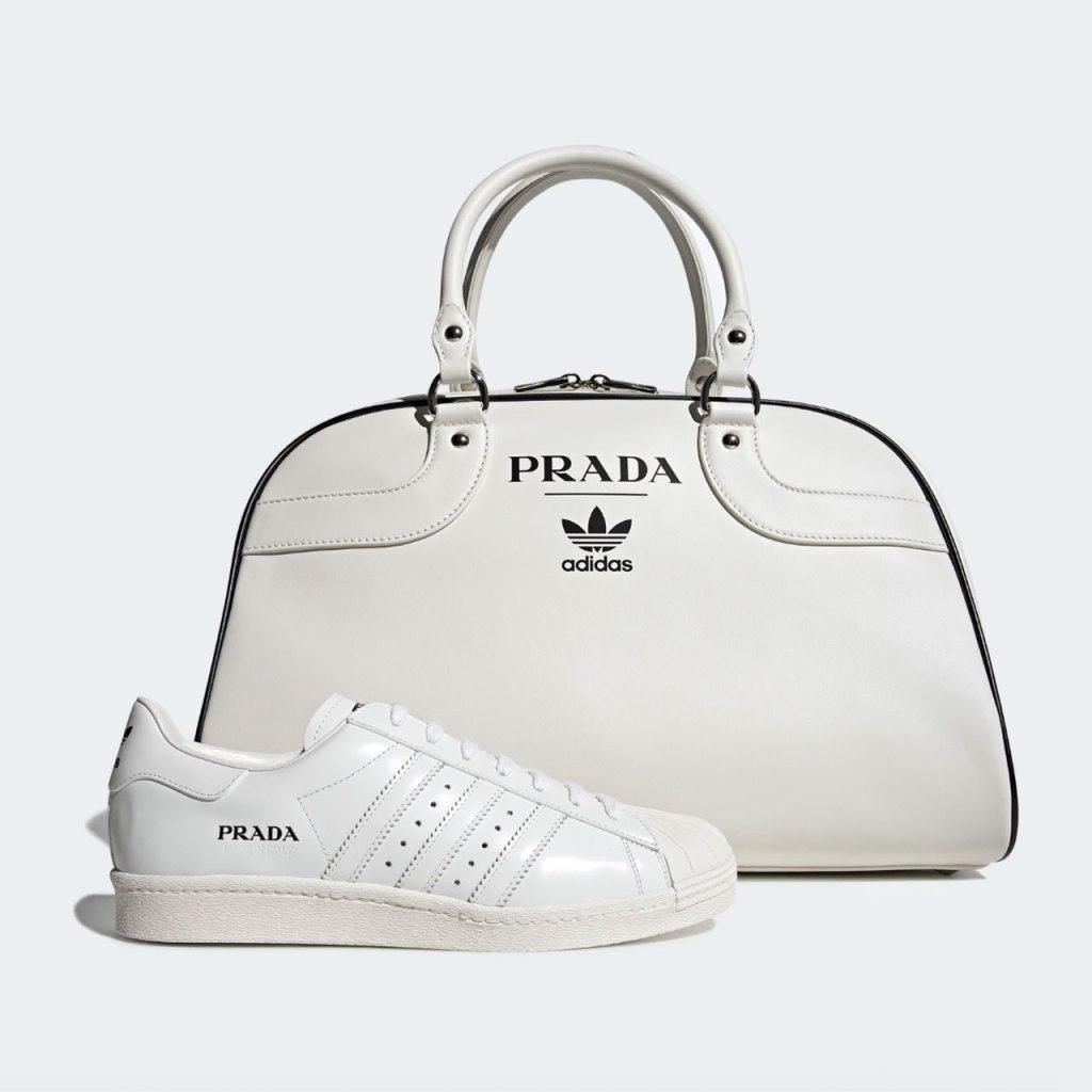 Estas son las primeras imágenes de la colaboración entre Adidas y Prada