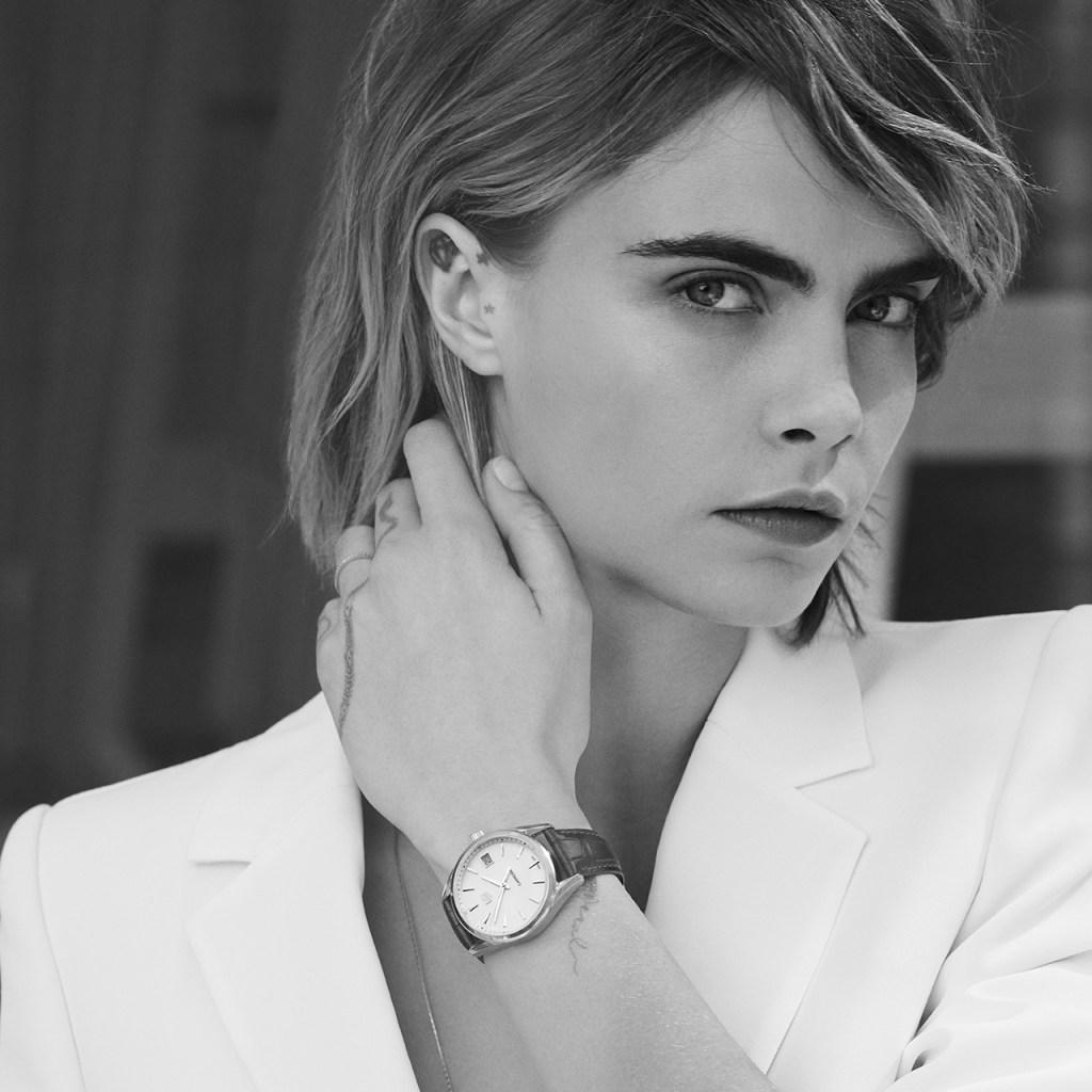 Hablemos de relojes y el universo femenino de TAG Heuer