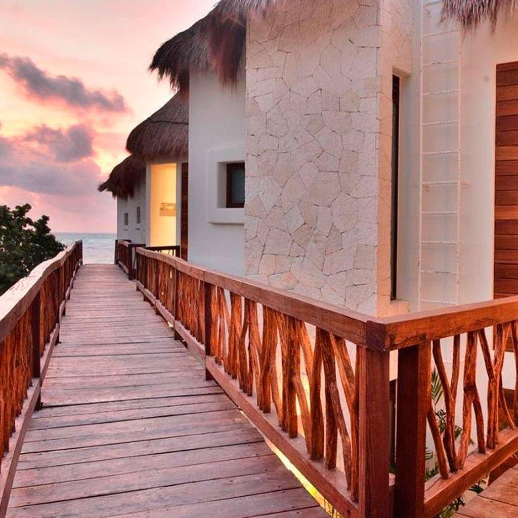 TAGO: El hotel boutique de Tulum que combina lujo y coolness