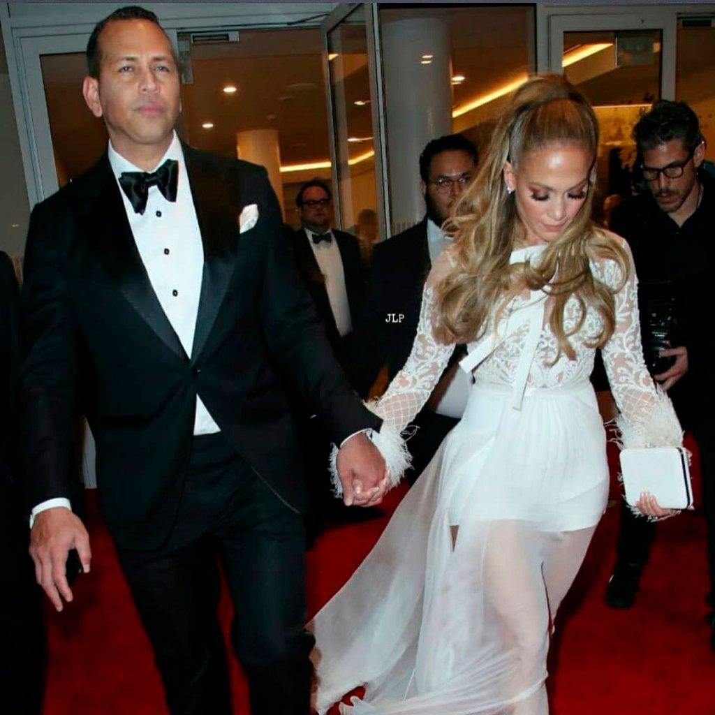 JLo se apoderó de la pista de baile en el after party de los Golden Globes