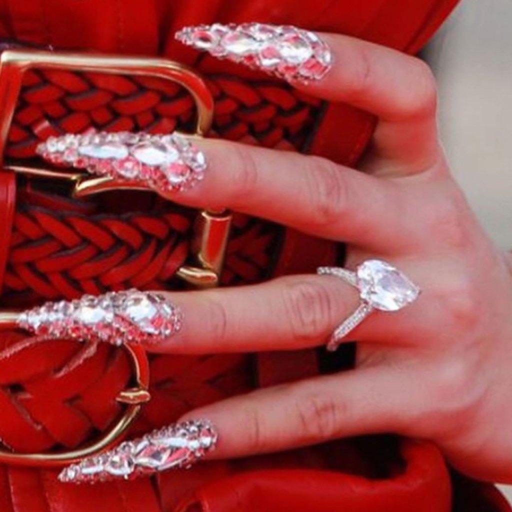 Los Grammy 2020 nos dejaron una nueva tendencia: Nail Art XL