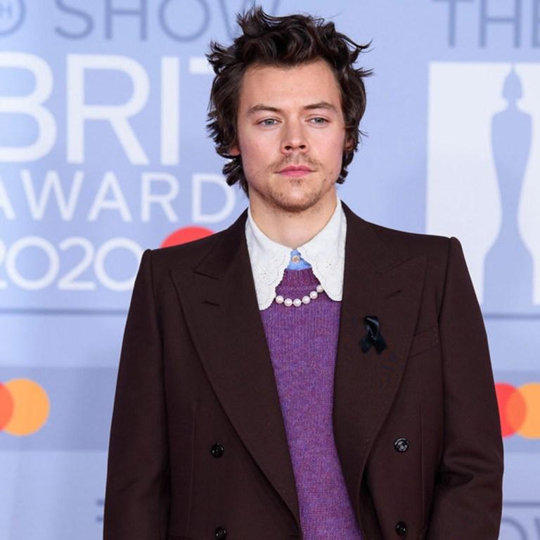 Harry Styles ha encontrado el nuevo color favorito de uñas para primavera
