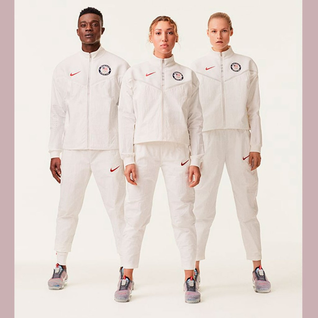 Nike crea uniformes (hechos de zapatos reciclados) para Tokyo 2020