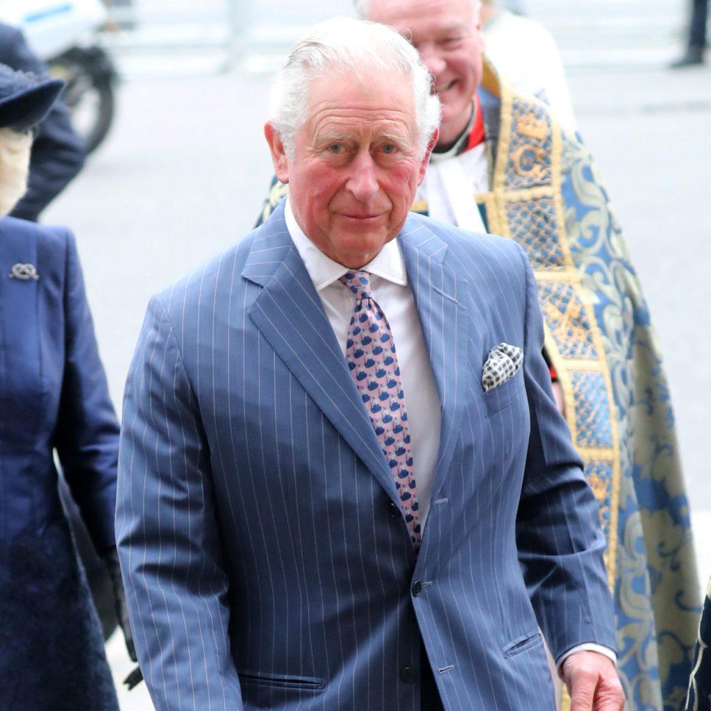 El Príncipe Carlos da positivo al Coronavirus