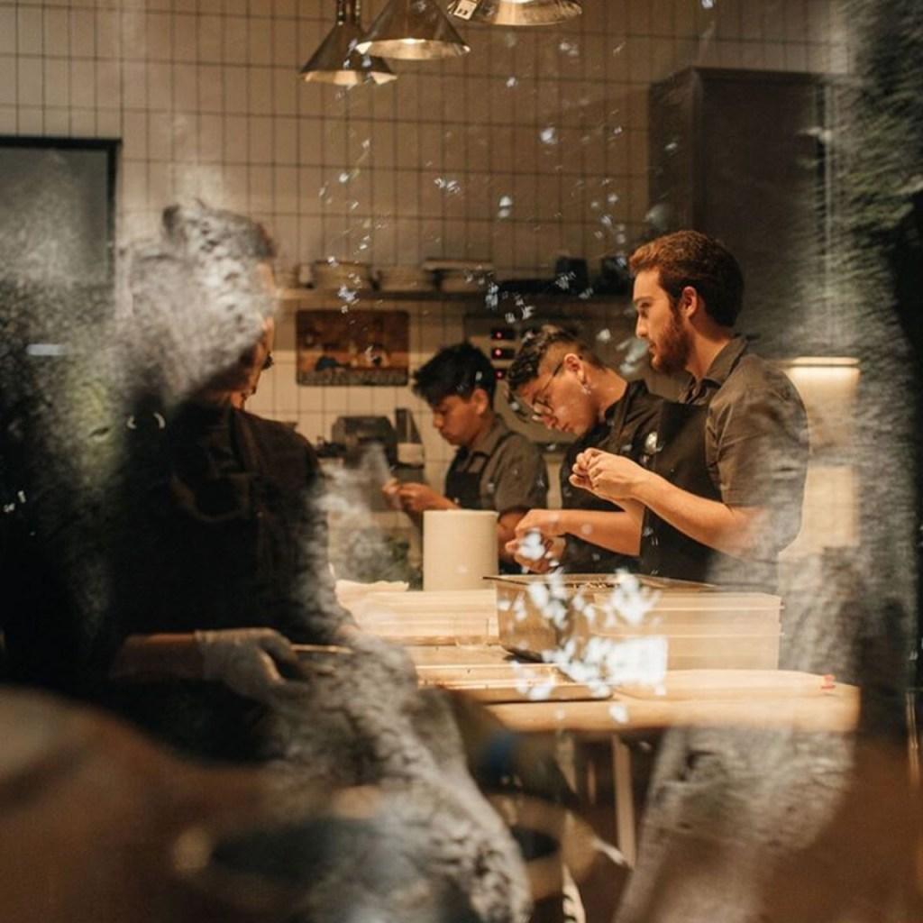 Restaurantes y pequeños productores (en la CDMX) con servicio a domicilio