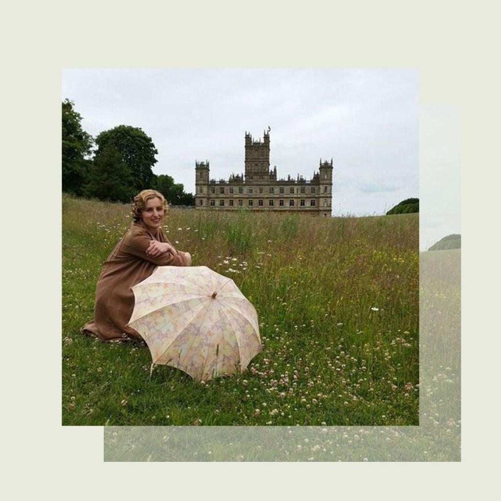 Ya puedes visitar el castillo de Downtown Abbey en este recorrido virtual