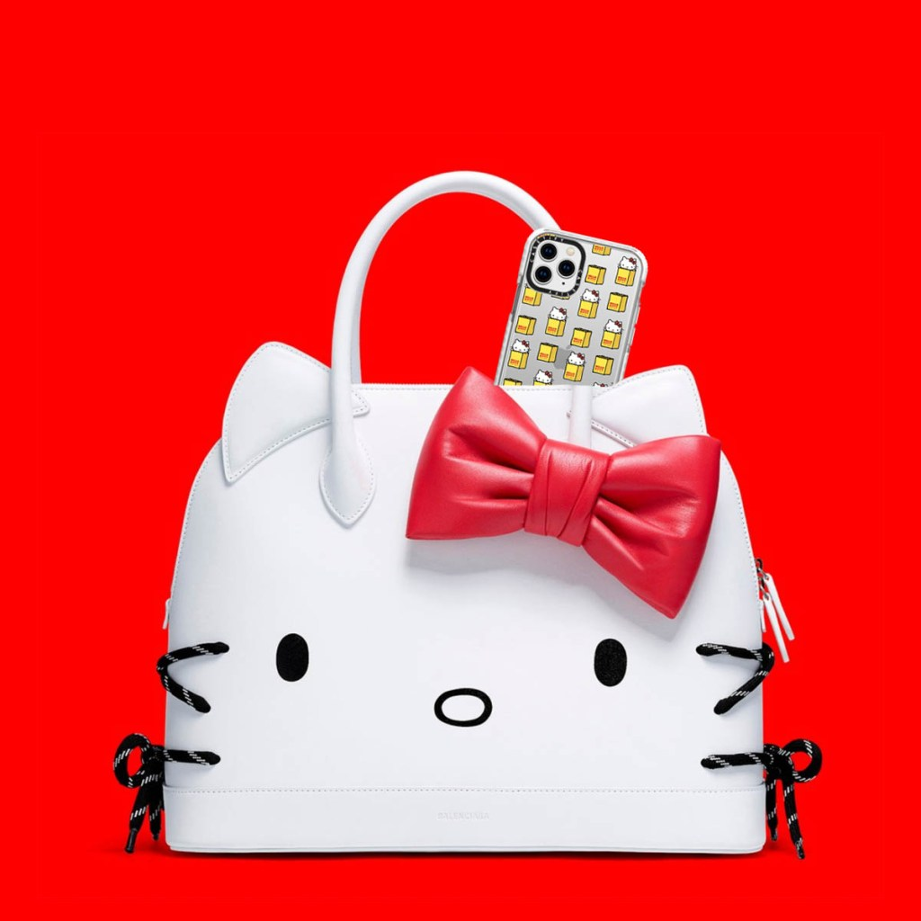 ¿Fan de Hello Kitty? Estas colaboraciones te van a enloquecer