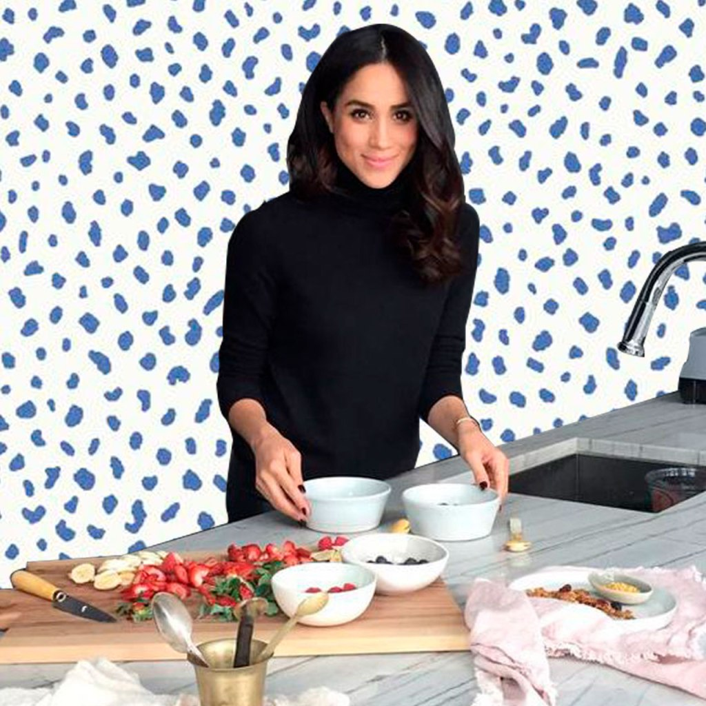 Estas son los desayunos y snacks favoritos de Meghan Markle