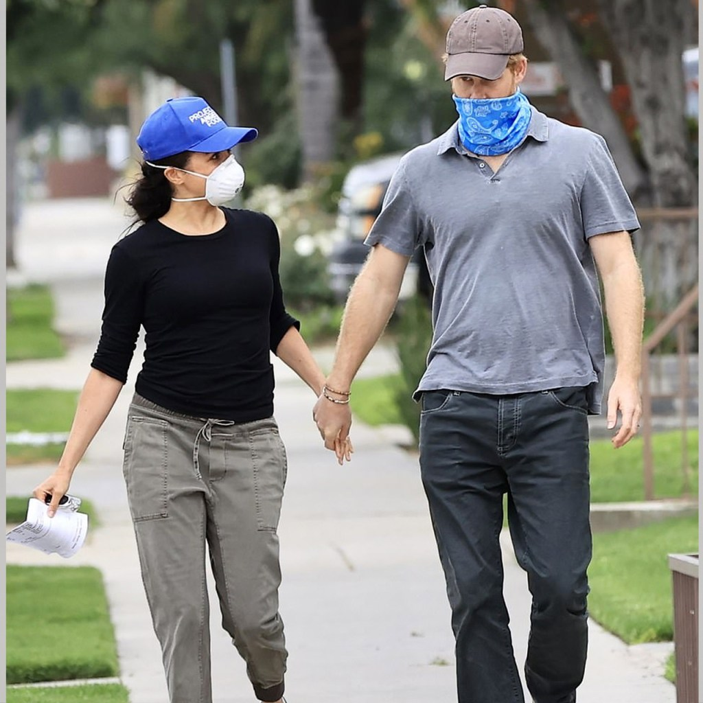 Meghan y Harry pasan la cuarentena en esta casa de $18 millones de dólares en Beverly Hills