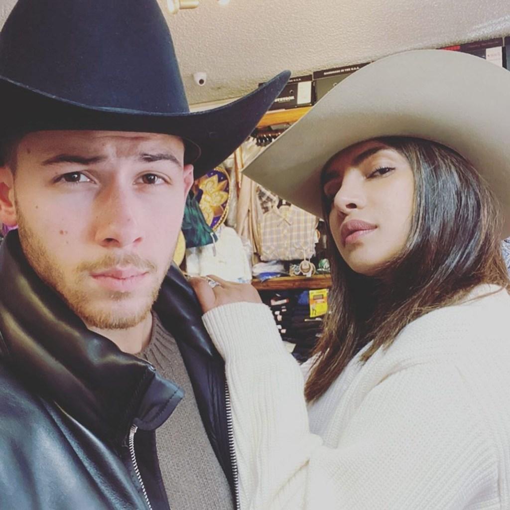 Priyanka Chopra compartió una foto de su primera cita con Nick Jonas