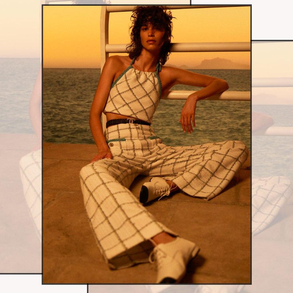 Balade en Méditerranée: La colección de Chanel Cruise 20/21 está aquí