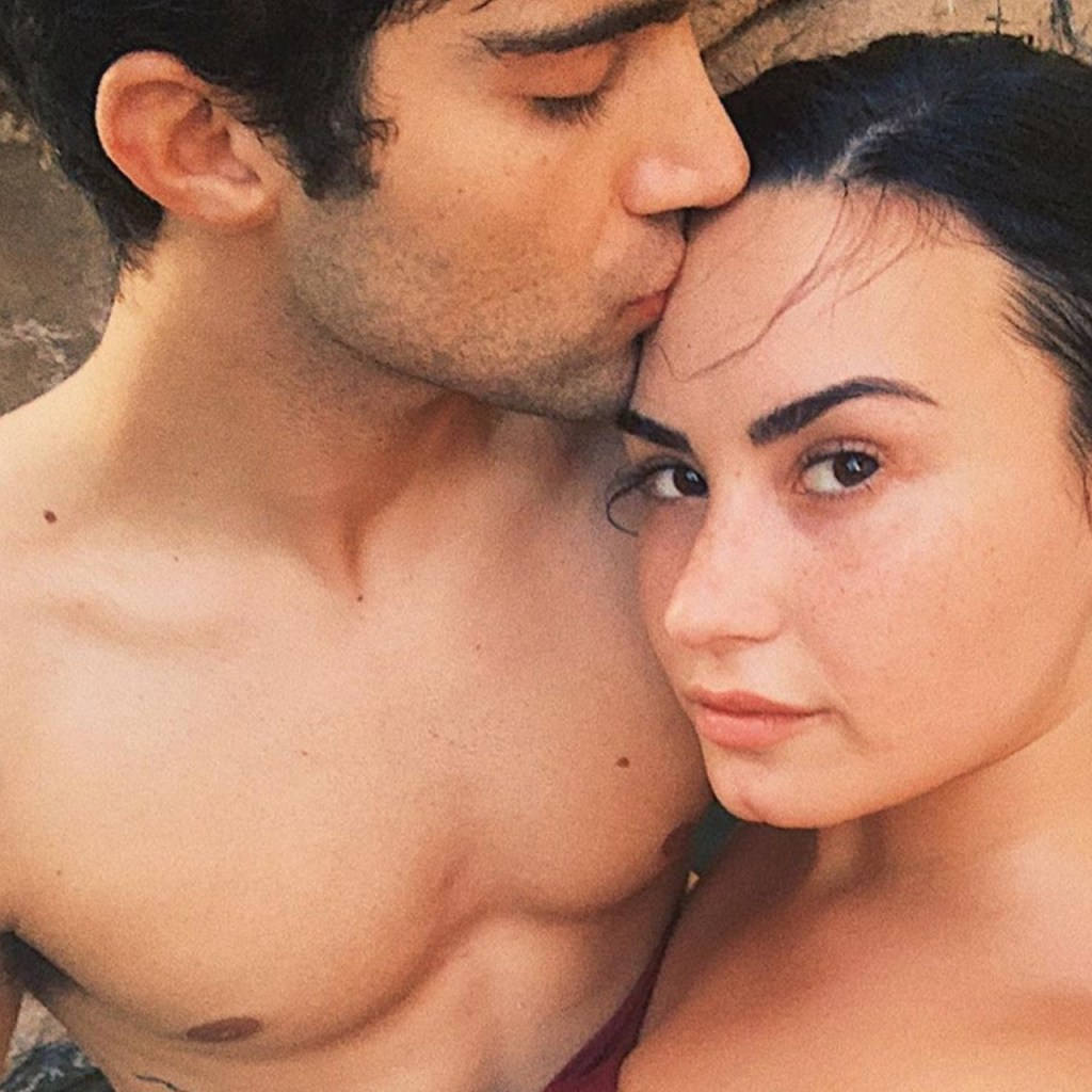 Demi Lovato está 'más enamorada que nunca' y así lo declaró en Instagram