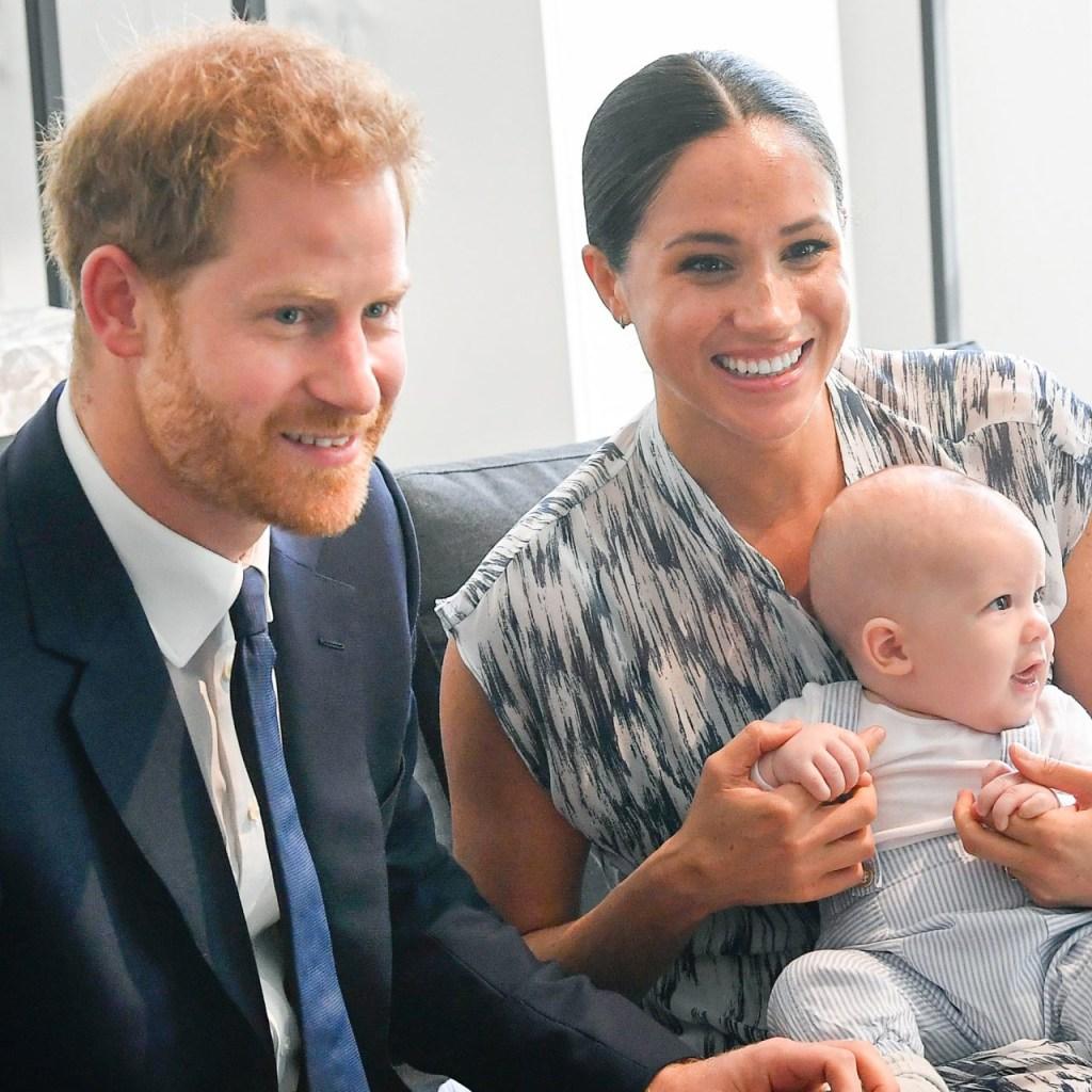 Meghan Markle y el príncipe Harry clausuraron oficialmente Sussex Royal