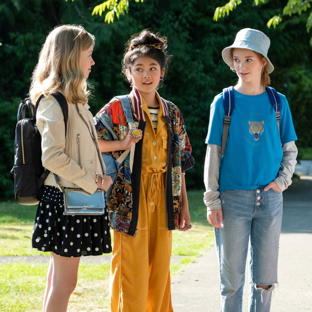 10 razones por las que deberías ver The Baby-sitters Club de Netflix