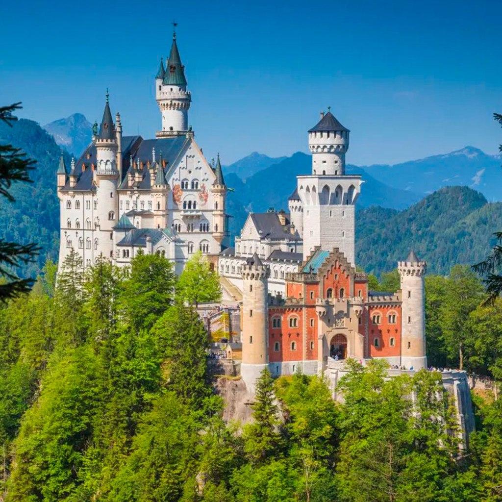 Conoce el castillo alemán en el que inspiró el famoso Castillo de Disney