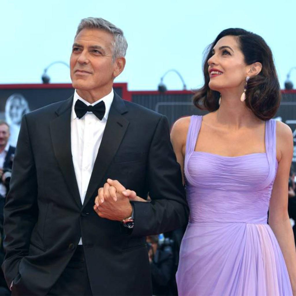 Los Clooney donaron $100,000 dólares para ayudar a Beirut