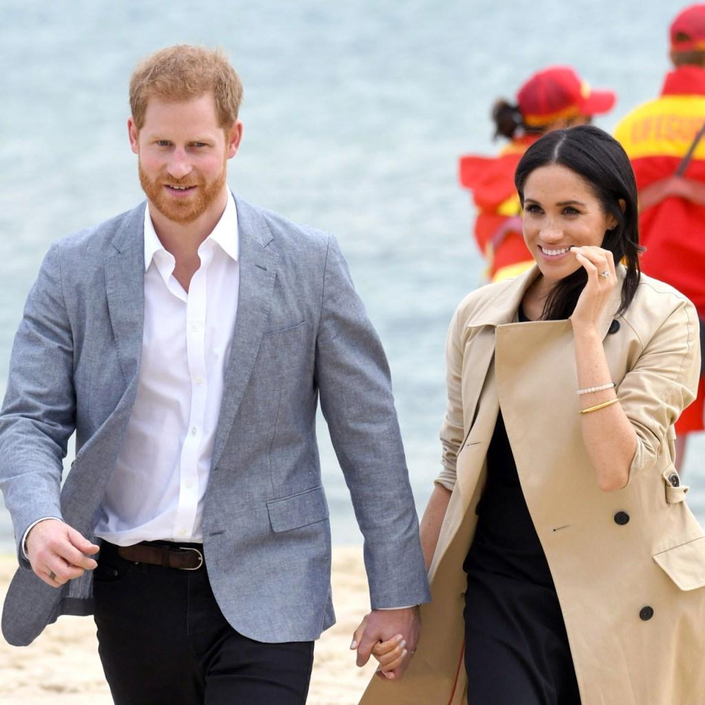 Meghan y Harry ya compraron casa y vivirán en la playa