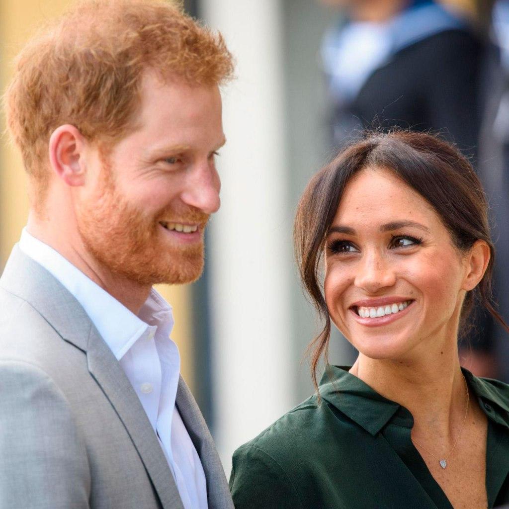 Meghan y Harry niegan los rumores sobre un reality show para Netflix
