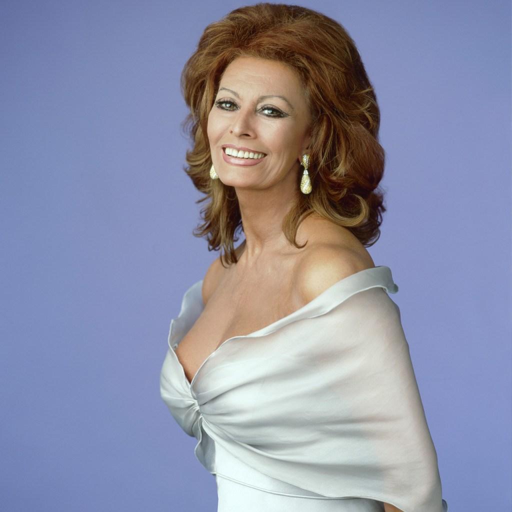 Sophia Loren regresa al cine con una película de Netflix