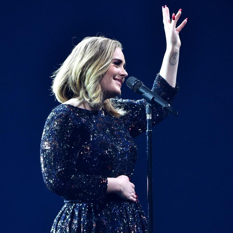 Adele está saliendo con el rapero Skepta (y al parecer va enserio)