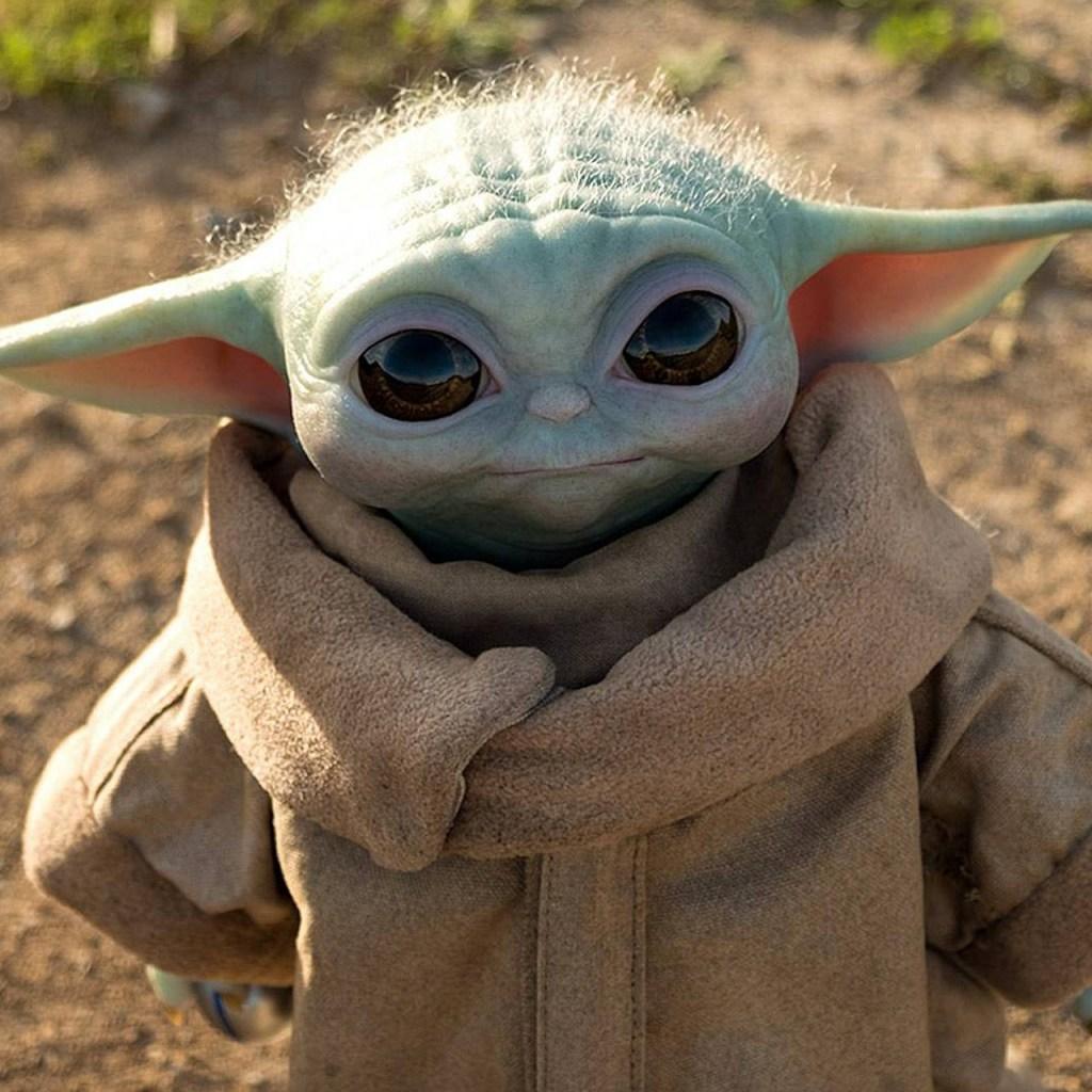Esta paleta de sombras de ojos de Baby Yoda es todo lo que necesitamos este 2020