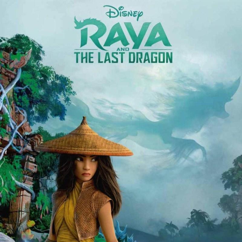 Conoce a la nueva princesa de Disney: Raya (y el Último Dragón)