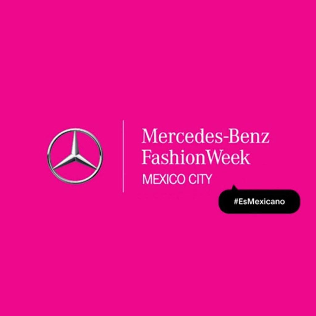 Conoce la agenda oficial del Mercedes Benz Fashion Week