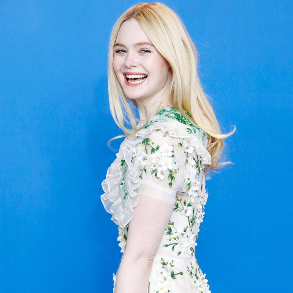 Elle Fanning debuta como directora de su primer fashion film
