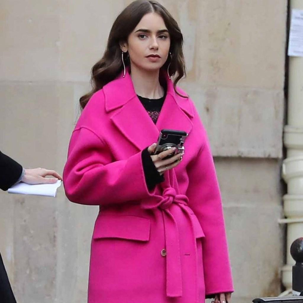 El gran spoiler que 'Emily in Paris' reveló sobre 'Gossip Girl'