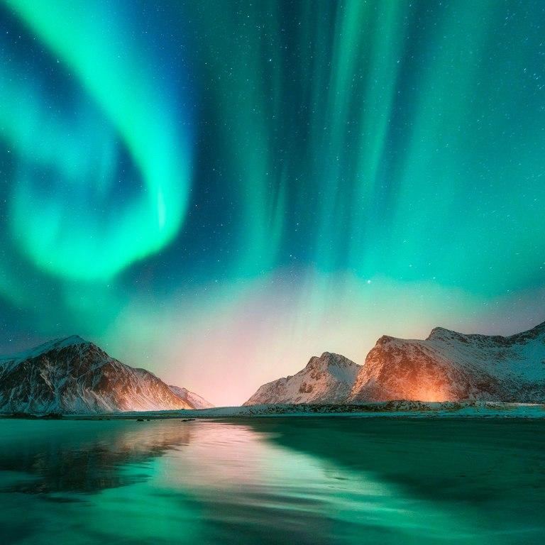 ¿Te gustaría ponerle nombre a las auroras boreales? ¡Ahora puedes!