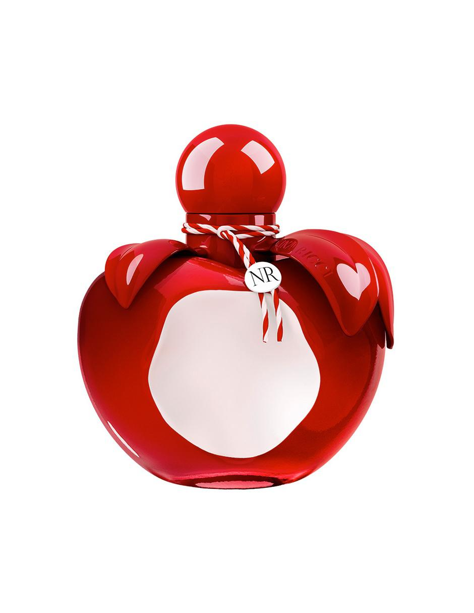 Fragancia para dama Nina Ricci Rouge 80 ml Eau de Toilette