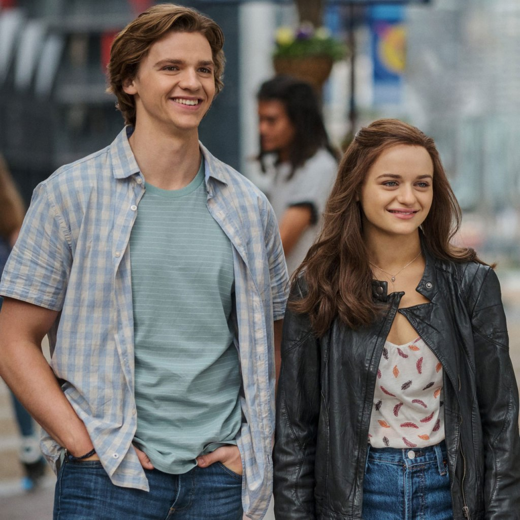 ¿Joey King acaba de anunciar la fecha de 'The Kissing Booth 3″?