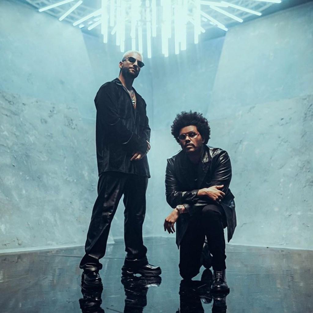 The Weeknd y Maluma acaban de estrenar su colaboración