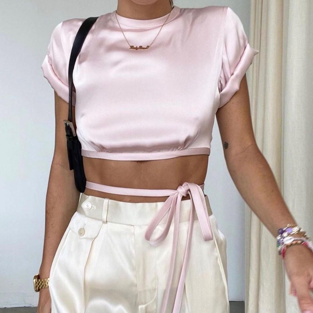 Lace Up Trend: La micro tendencia en moda que tienes que llevar