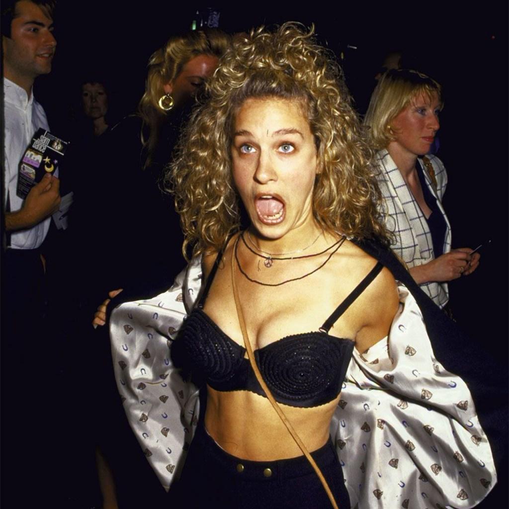 El estilo de los 80 de Sarah Jessica Parker y que amaremos por siempre