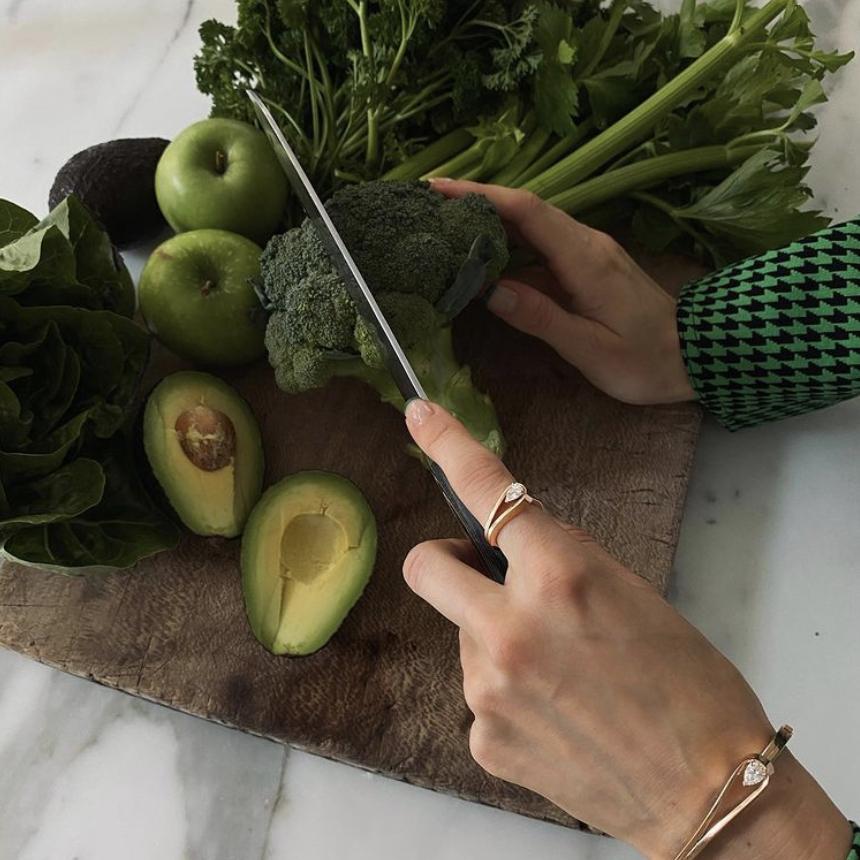 Estos son los alimentos que te pueden ayudar a desintoxicarte
