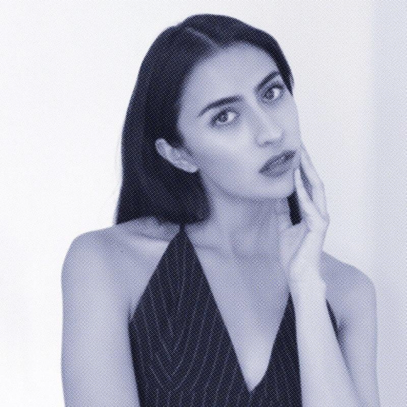 Priscila Cano hizo de su pasión por la moda y las piezas, una carrera