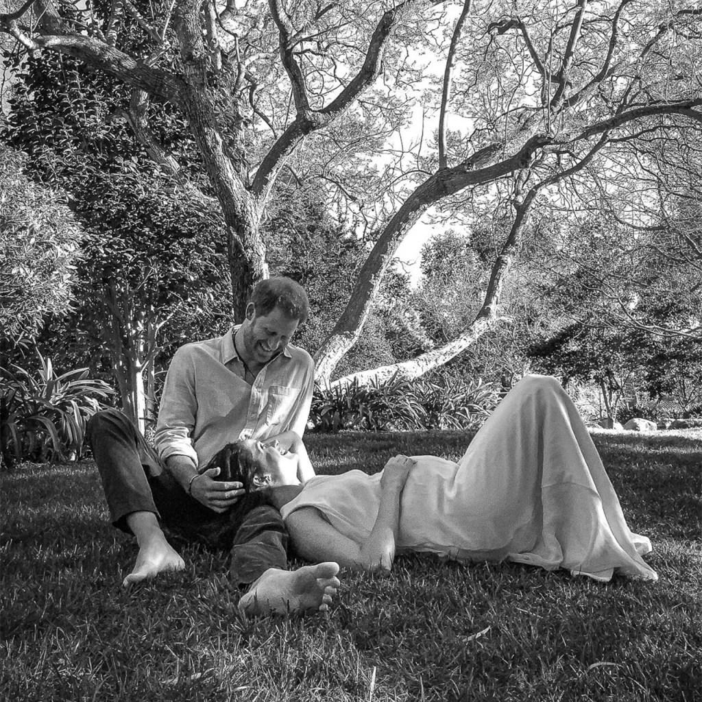 El anuncio del segundo embarazo de Meghan Markle  tiene una conexión con la princesa Diana