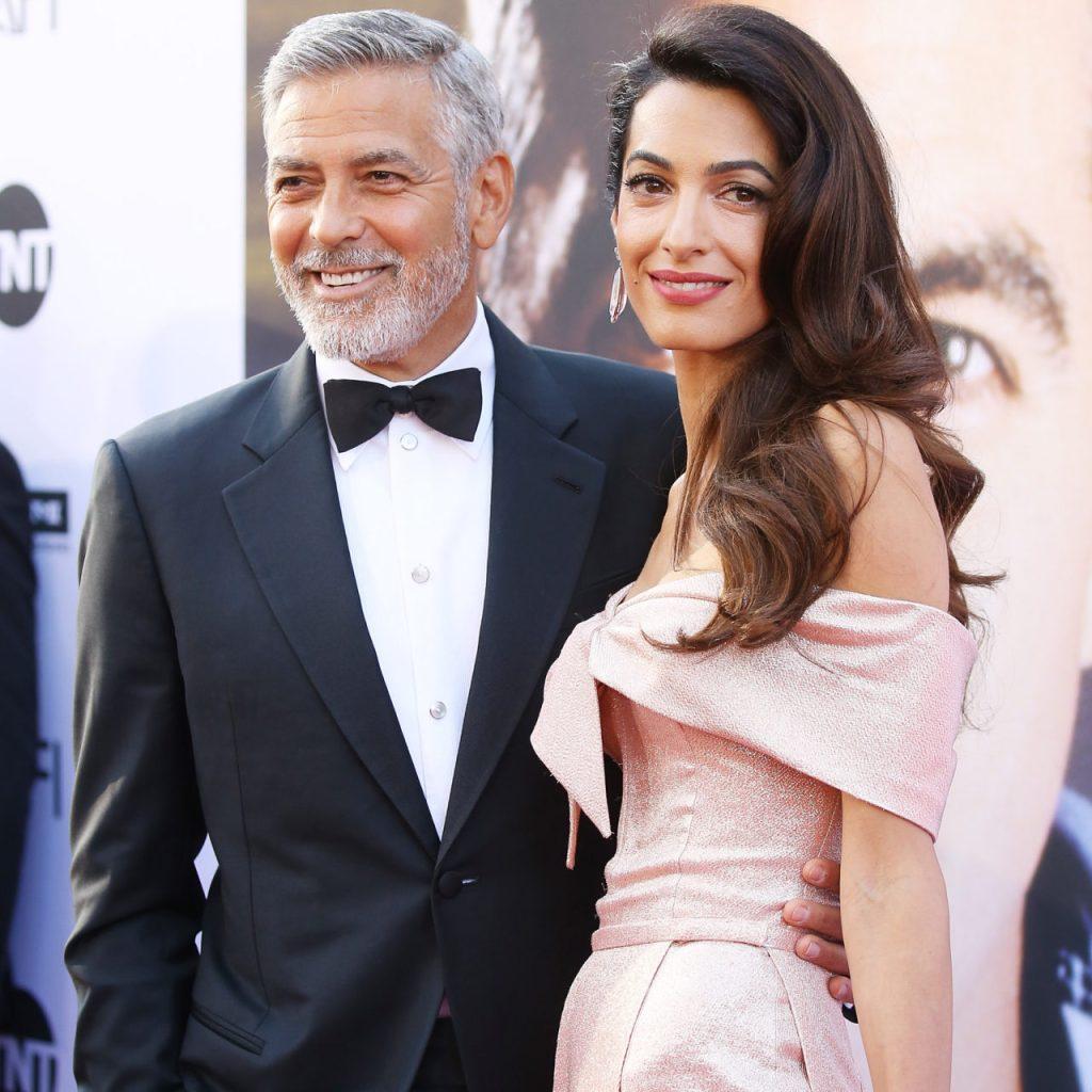 Amal Clooney le prohibió a su esposo cortarle el pelo a su hija