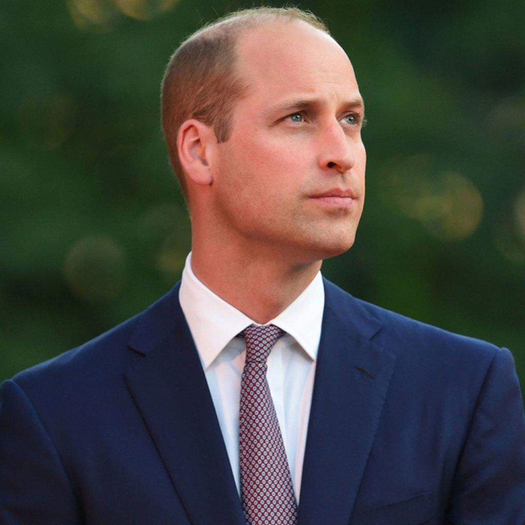 William habló sobre el estado actual del Príncipe Felipe (su abuelo)