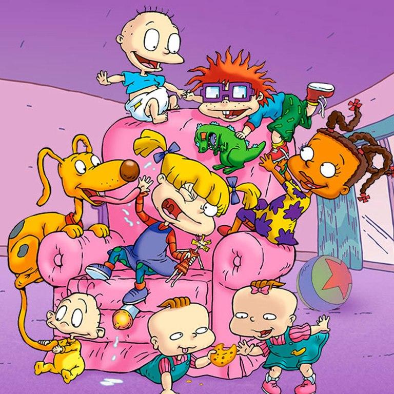 Atención 90s kids: El reboot de Rugrats está a punto de ser una realidad