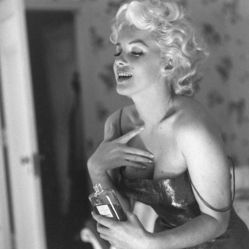 Marilyn Monroe usaba este icónico perfume antes de ir a dormir