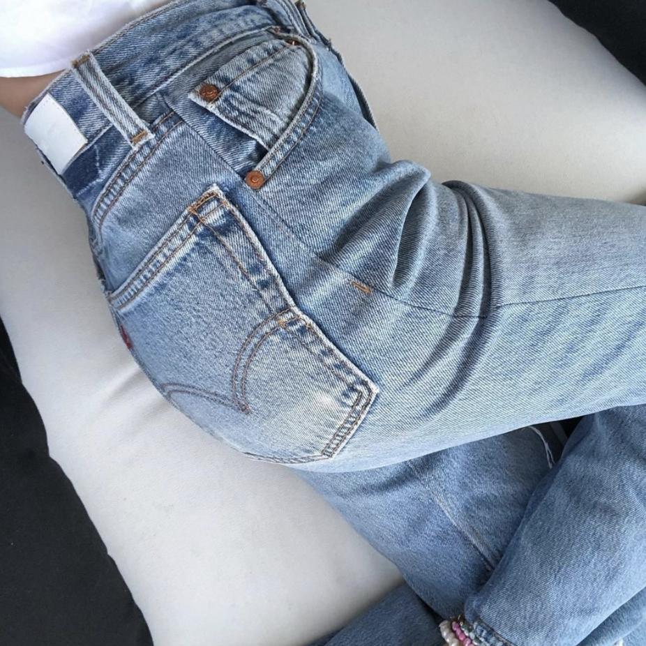 Cómo comprar jeans vintage y no morir en el intento