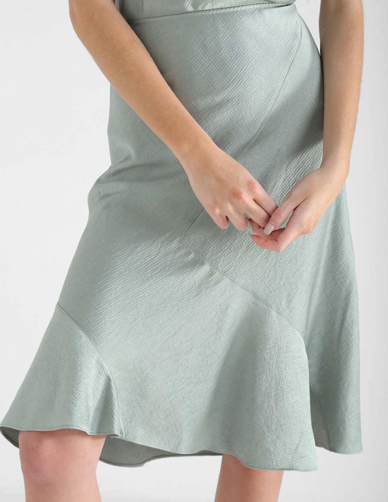 Set de falda y blusa Club Mónaco –  Falda