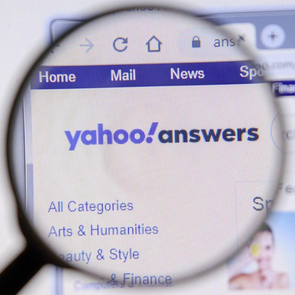 Yahoo Answers dejará de existir y estamos de luto