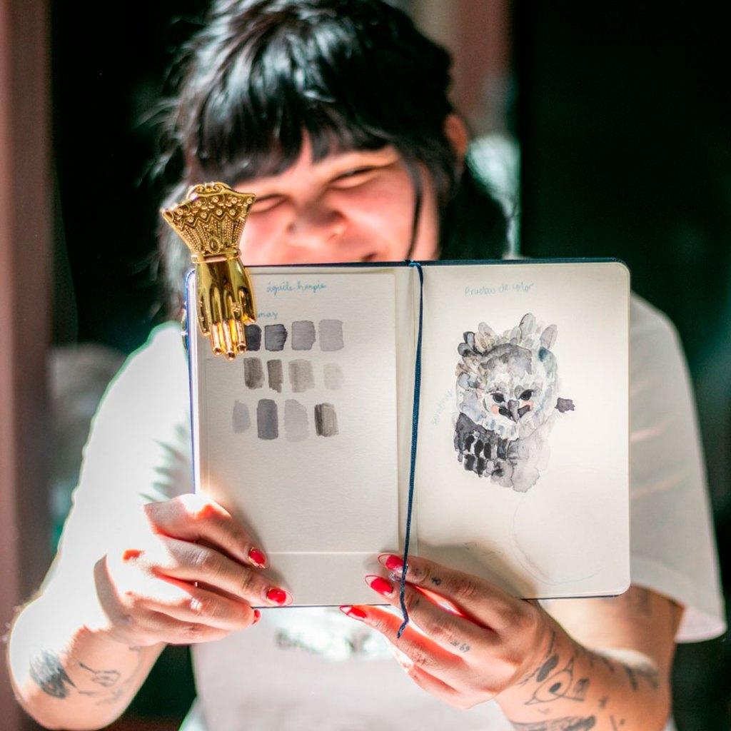 Amarillopastel, el proyecto que está cambiando la ilustración en acuarela